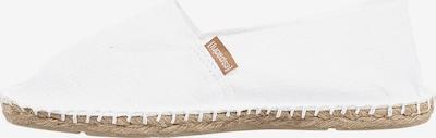 Espadrile 'Classic' espadrij l´originale pe alb, Vizualizare produs
