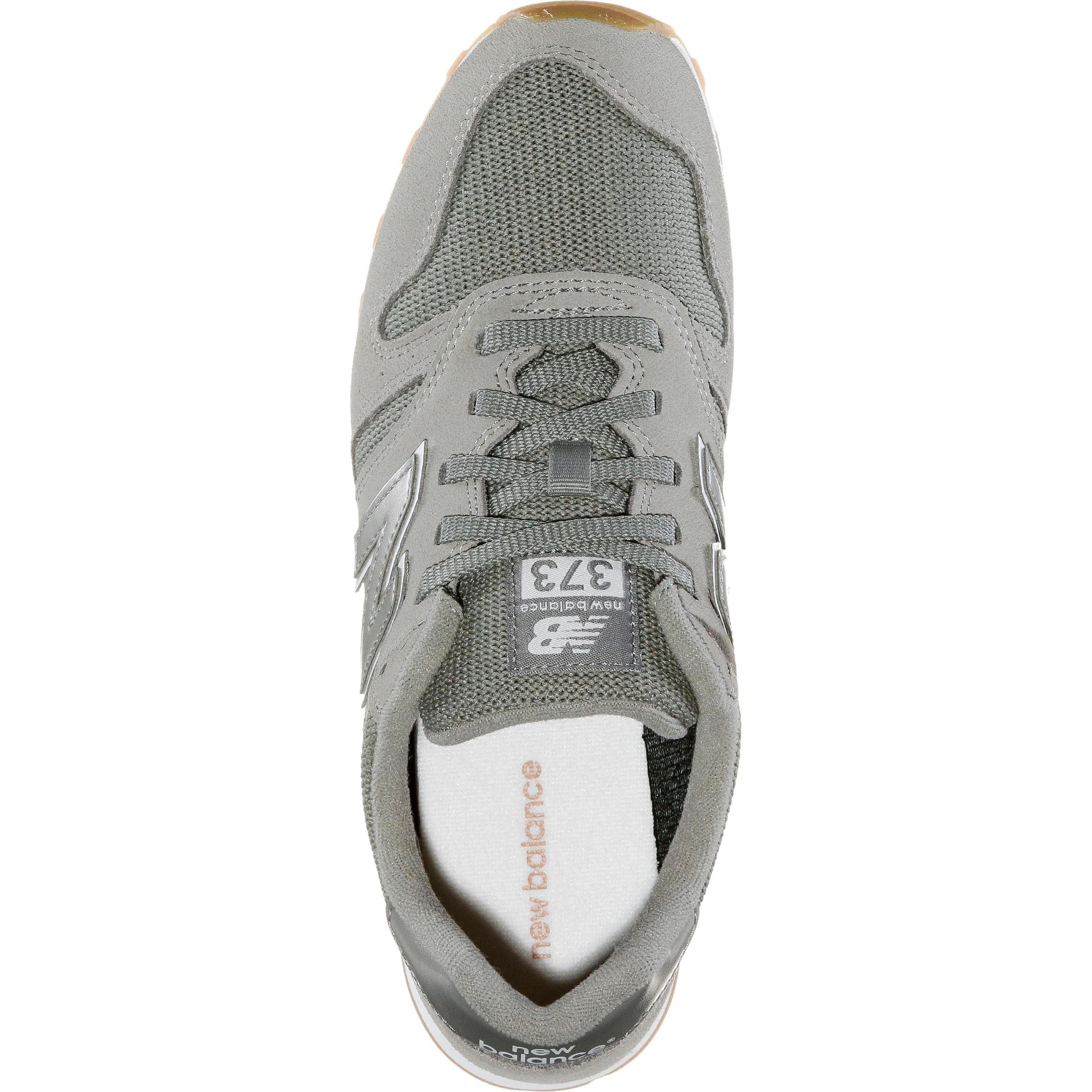 Weiß GrauTaupe In New Sneaker 373 Wl Balance nm8vO0wN