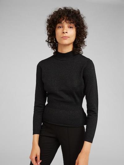 EDITED Pullover 'Idalia' in schwarz, Modelansicht