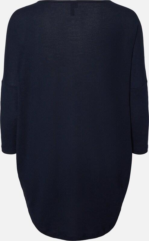 VERO MODA Lässiges Shirt mit 3/4 Ärmeln