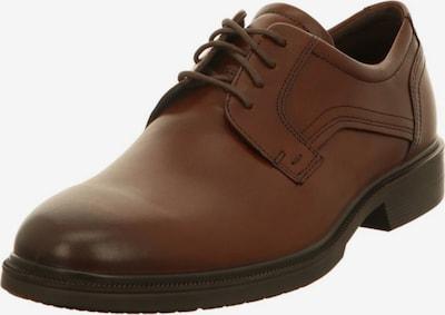 ECCO Buty sznurowane w kolorze kasztanowym, Podgląd produktu