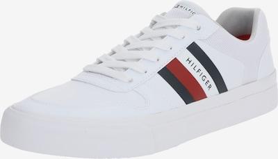 TOMMY HILFIGER Sneaker in mischfarben / weiß, Produktansicht