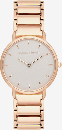 Rebecca Minkoff Uhr 'Major' in rosegold, Produktansicht