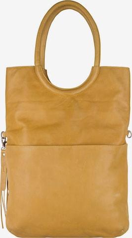 LEGEND Shoulder Bag 'Dimaro' in Yellow