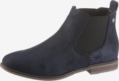 Chelsea batai iš RIEKER , spalva - tamsiai mėlyna: Vaizdas iš priekio
