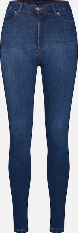 Dr. Denim Jeans 'Moxy' in blue denim, Produktansicht