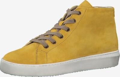 TAMARIS Sneaker in senf, Produktansicht