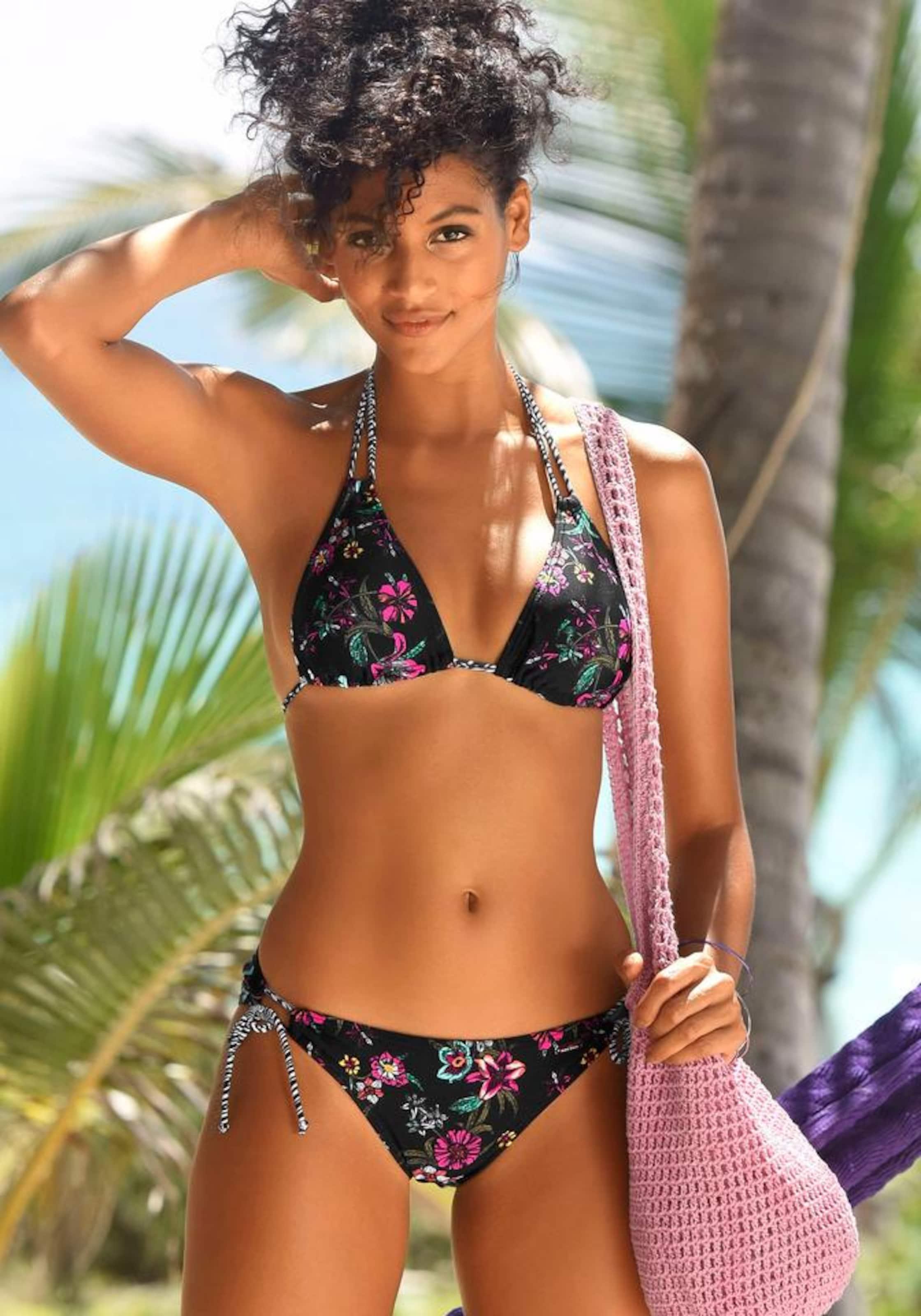 Weiß Pink top Khaki Venice Triangel 'sugar' TürkisGelb In Beach Schwarz rdBeoxWC