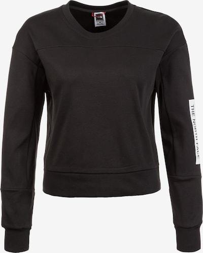 THE NORTH FACE Sweatshirt in schwarz / weiß, Produktansicht