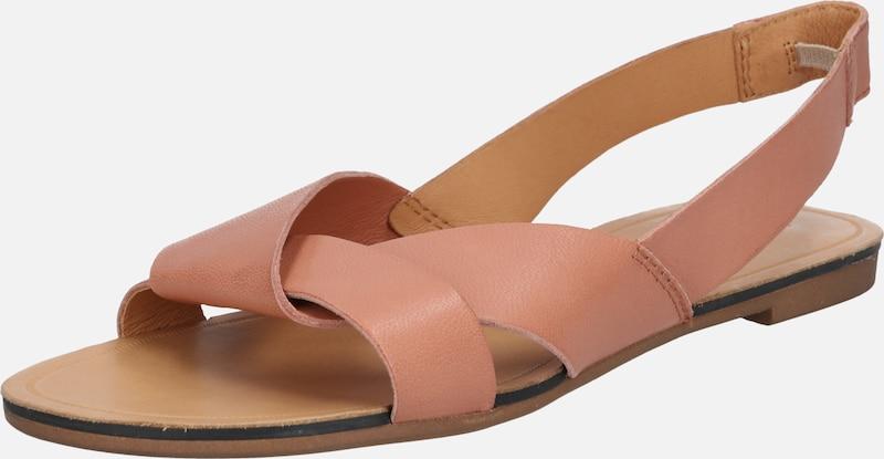 Sandales Shoemakers En À Rose Vagabond Lanières uclKJFT13