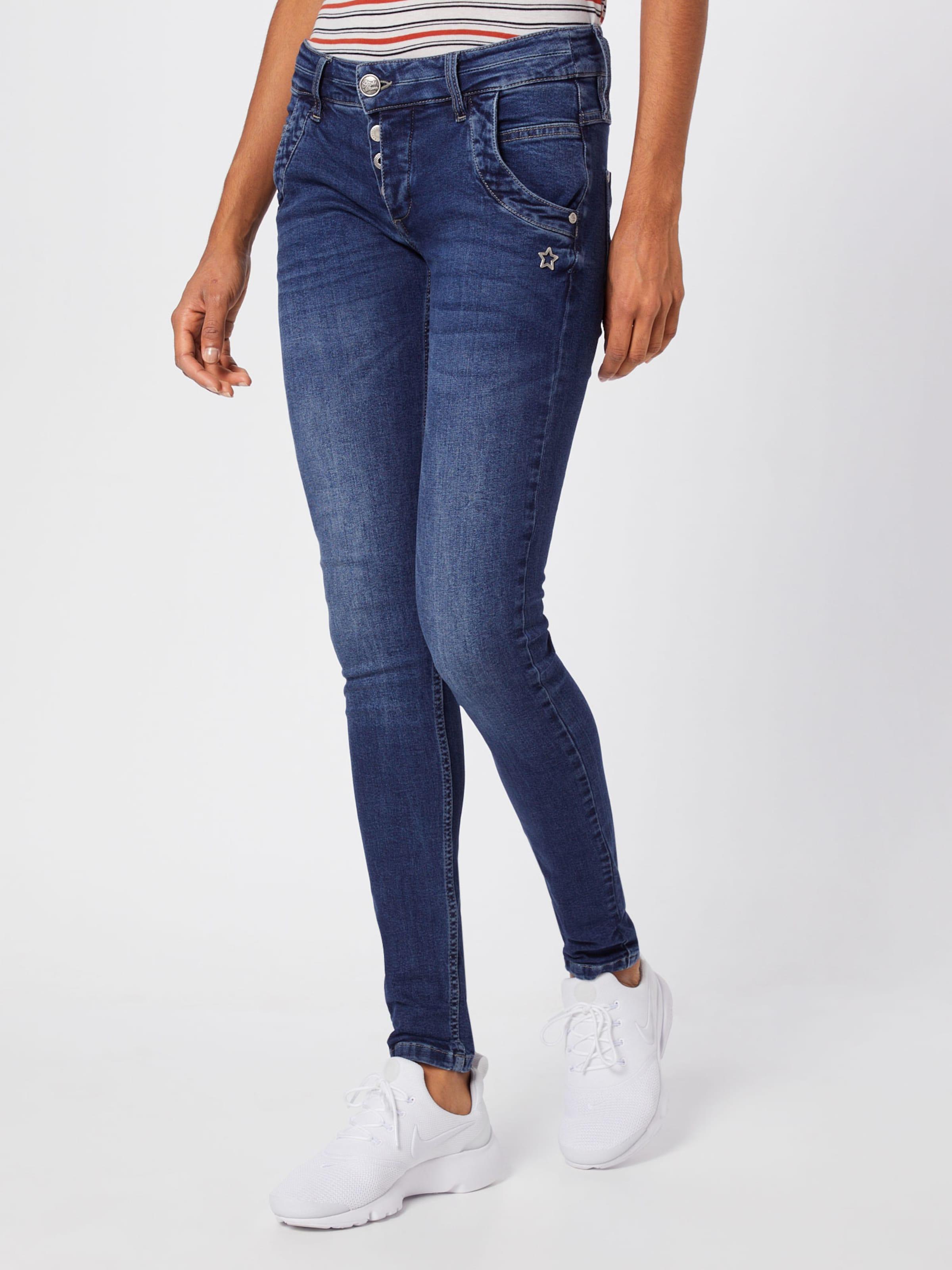 In Denim Glücksstern Blue 'petra' Jeans NO8yvwmn0