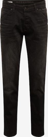 Jeans JACK & JONES pe denim negru, Vizualizare produs