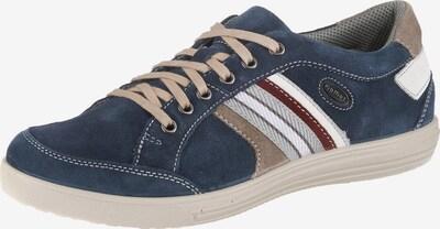 JOMOS Sneakers 'Ariva' in taubenblau / mischfarben, Produktansicht