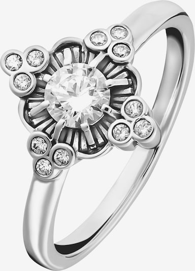 Thomas Sabo Ring 'Royalty Weiss' in silber, Produktansicht