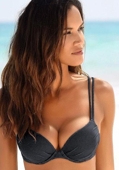 SUNSEEKER Bikini Top 'Fancy' in Black, View model