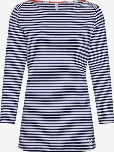 Short Stories Slaapshirt in de kleur Donkerblauw / Wit, Productweergave
