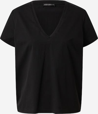 DRYKORN Koszulka 'Nilia' w kolorze czarnym: Widok z przodu