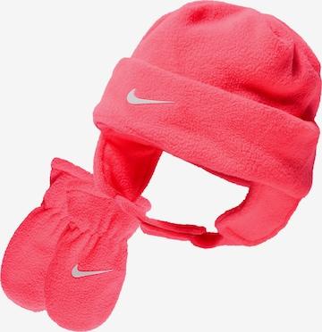 rozā Nike Sportswear Cepure 'Swoosh'
