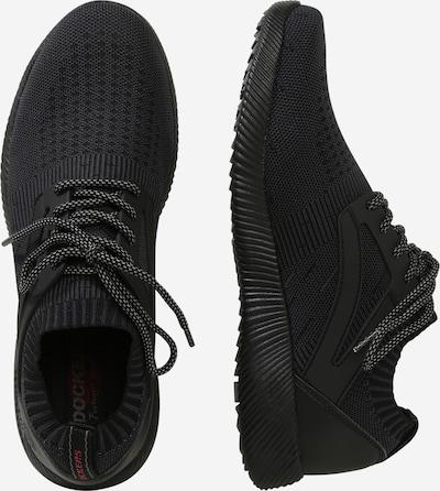 Dockers by Gerli Sneaker in schwarz: Seitenansicht
