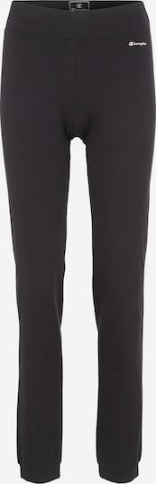Champion Authentic Athletic Apparel Jogginghose 'Cuffed' in schwarz, Produktansicht