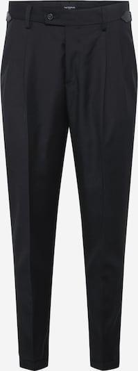 The Kooples Pantalon à pince 'Seul' en noir, Vue avec produit