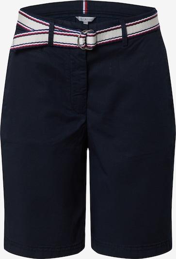 Chino stiliaus kelnės iš TOMMY HILFIGER , spalva - nakties mėlyna, Prekių apžvalga