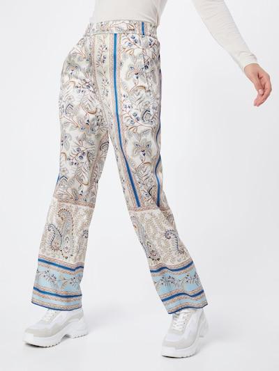 Pantaloni 'CISLEEPY' CINQUE pe bej / culori mixte, Vizualizare model