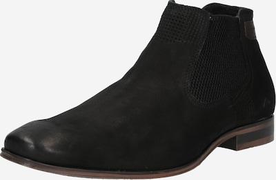 bugatti Stövel 'Mattia' i svart, Produktvy