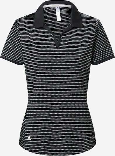 adidas Golf Ikdienas krekls melns / balts, Preces skats