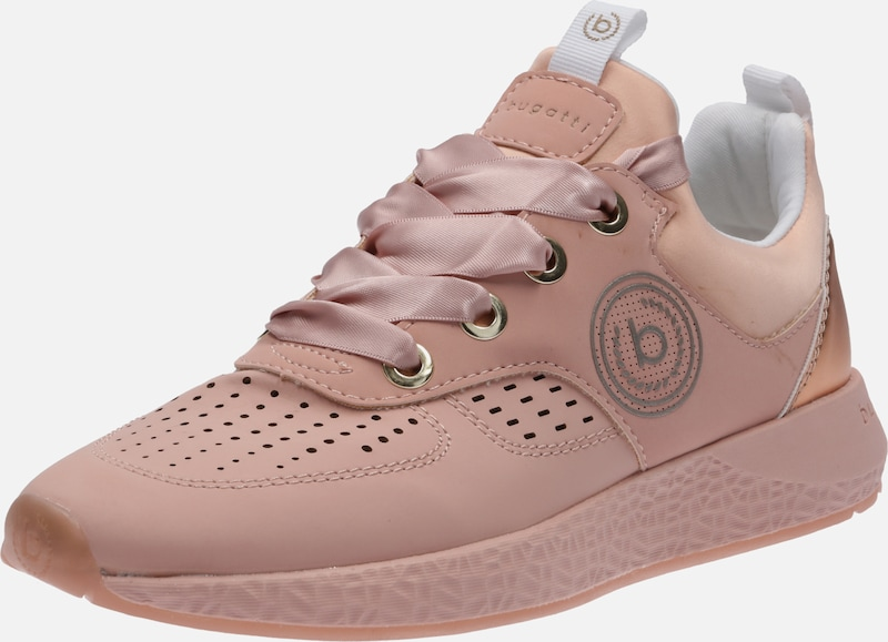 'pump' Basses Bugatti En Rosé Baskets dsQthCxr