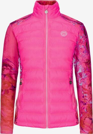 BIDI BADU Trainingsjacke 'Lee Tech' in pink, Produktansicht