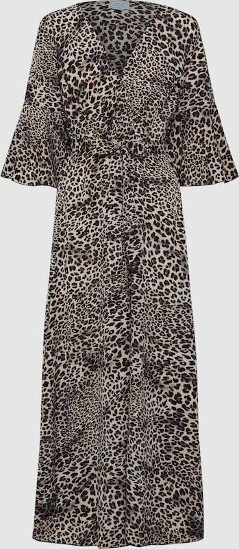 Carolina Cavour Kleid 'Leo' in braun  Neue Kleidung in dieser Saison