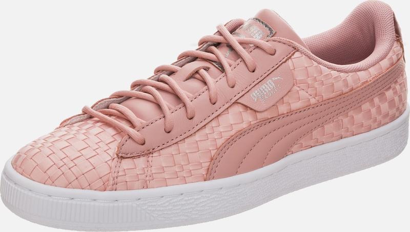 PUMA | 'Basket Satin En Pointe' Sneaker