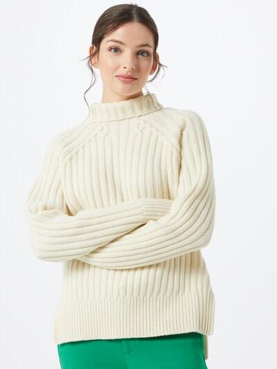 Polo Ralph Lauren Sweater 'TN PO-LONG SLEEVE-SWEATER' in Beige, View model