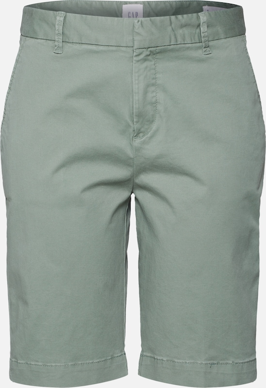 En 10 Gap 'sh Inch Short' Clair Vert Pantalon Bermuda E2WHY9eID