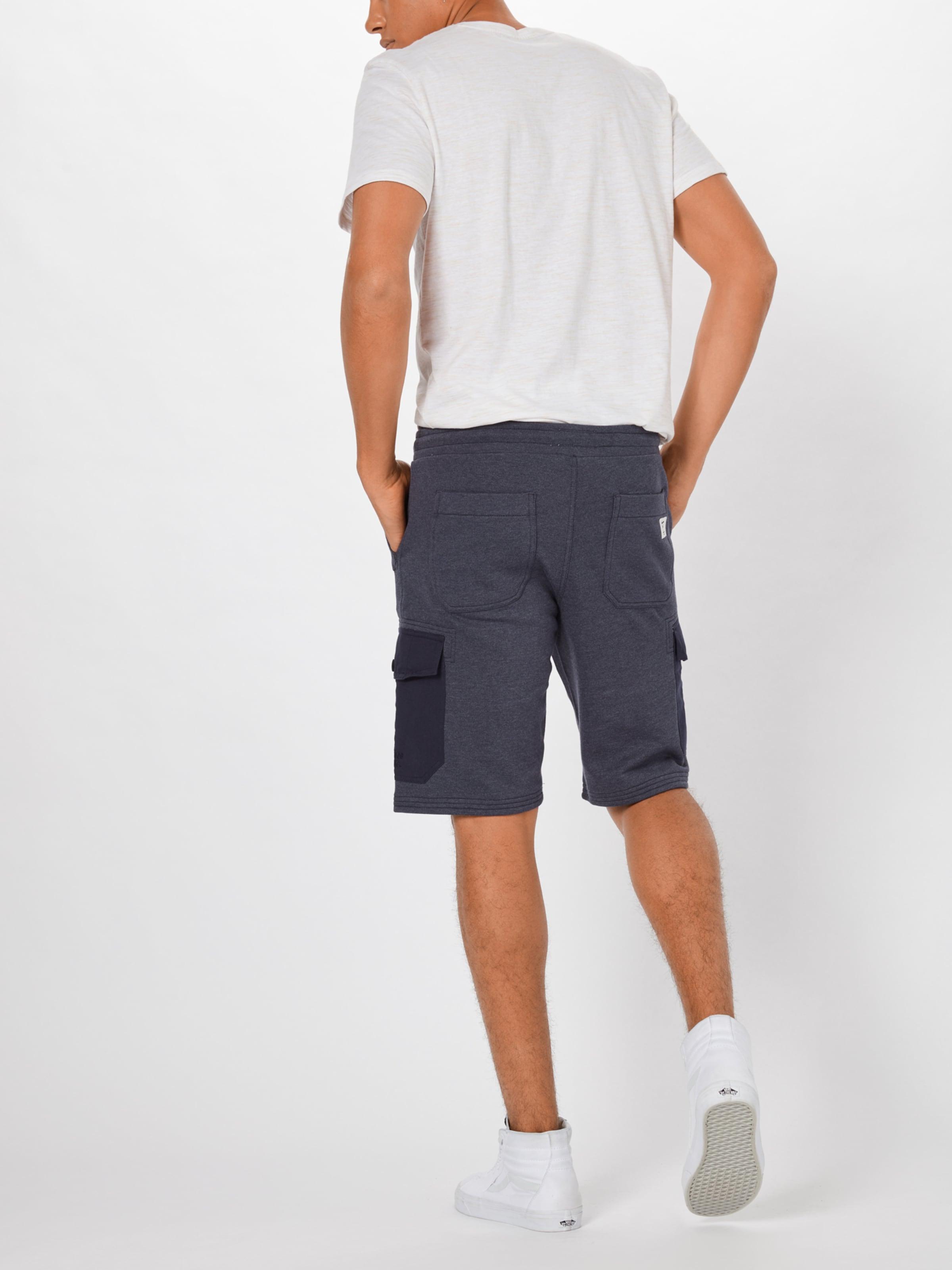 Tom Bleu gris Pantalon Tailor Cargo En L4c3R5AjqS