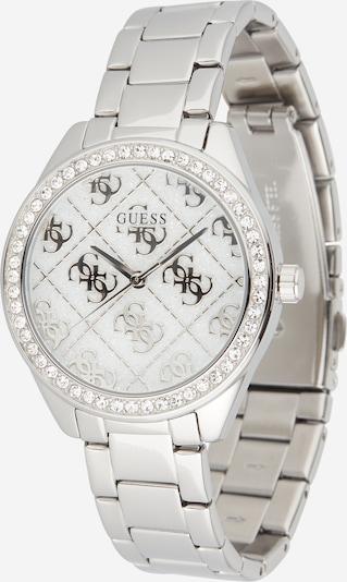 GUESS Аналогов часовник 'SUGAR' в сребърно, Преглед на продукта