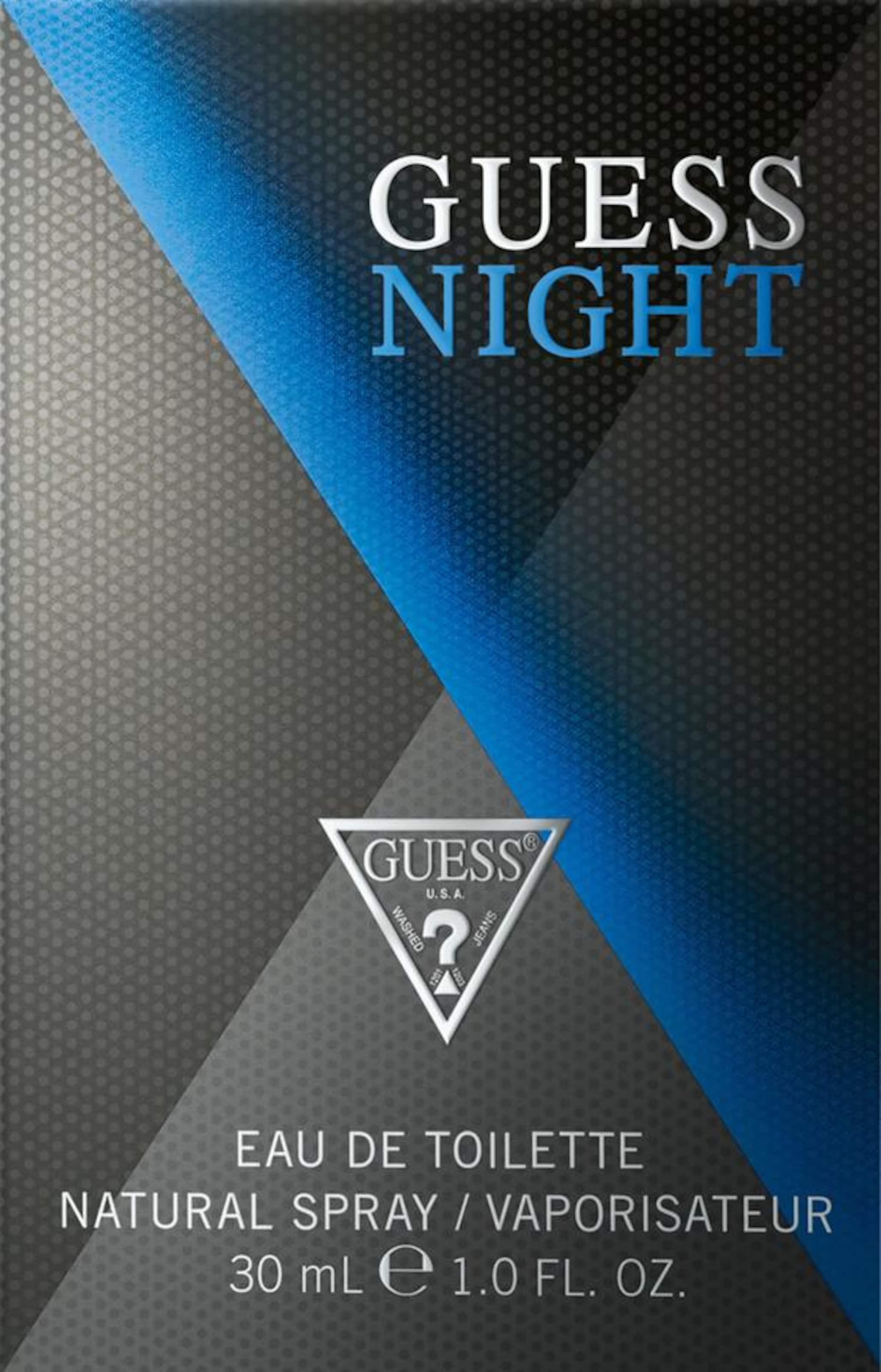 Auftrag Billig Ausverkauf GUESS 'Night' Eau de Toilette Original OfIEelB