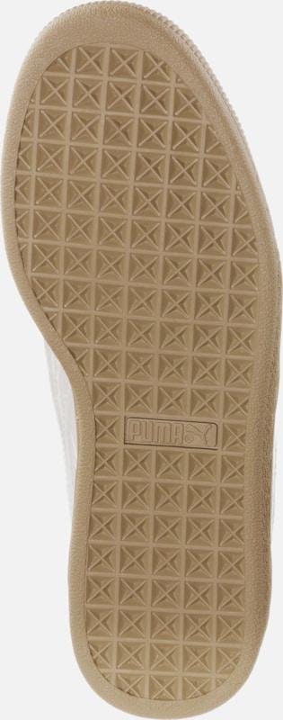 PUMA 'Basket Heart Patent' Sneaker Damen
