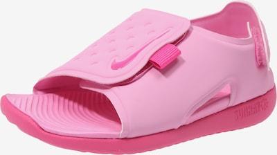 Nike Sportswear Badeschuhe 'Sunray Adjust 5' in altrosa, Produktansicht