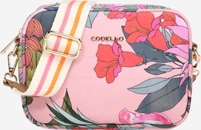 CODELLO Umhängetasche 'TROPICAL PUNCH RESORT' in mischfarben / rosa, Produktansicht