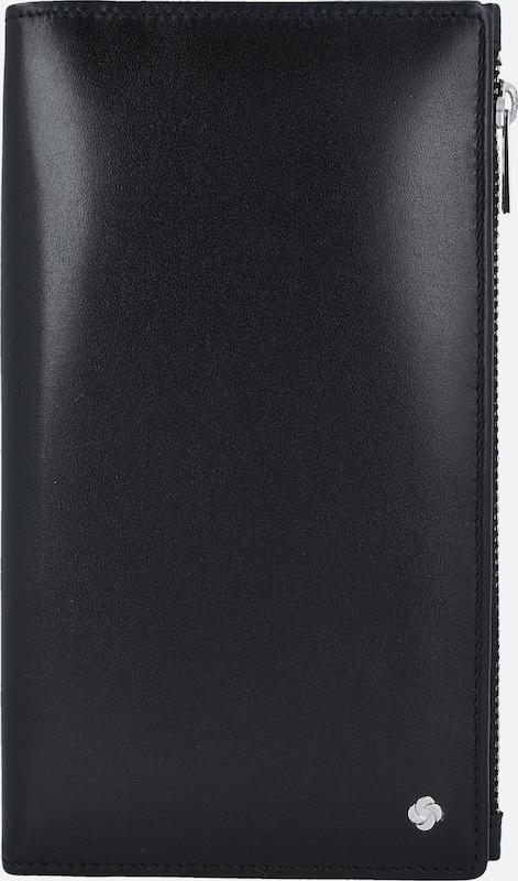 SAMSONITE Classic Xln SLG Geldbörse RFID Leder 10 cm