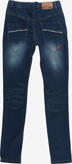 NAME IT Denimhose 'NKMTHEO' in blue denim: Rückansicht