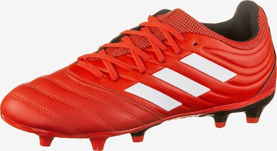 ADIDAS PERFORMANCE Fußballschuhe in rot / weiß, Produktansicht