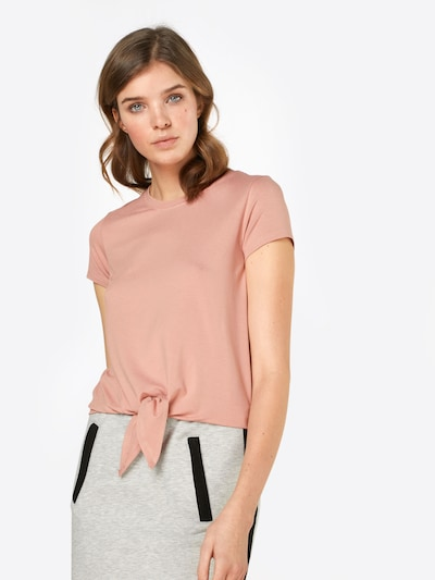 MICHALSKY FOR ABOUT YOU T-Shirt 'Ilkay' in rosa: Frontalansicht