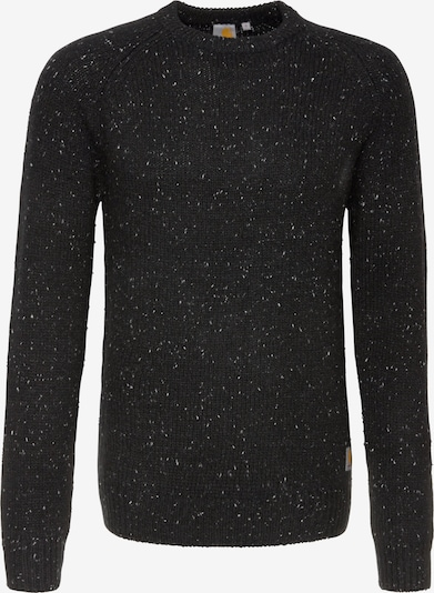 Carhartt WIP Pullover 'Anglistic' in schwarz, Produktansicht