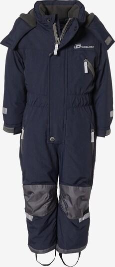 Outburst Schneeanzug in blau / grau, Produktansicht