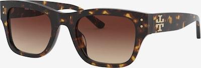 Tory Burch Sonnenbrille in beige / grau, Produktansicht