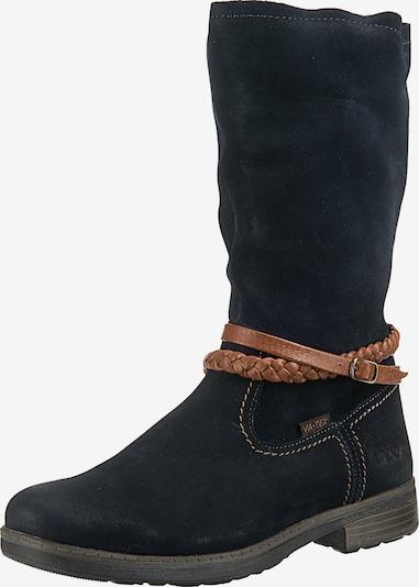 Vado Stiefel 'Ilka' in ultramarinblau, Produktansicht