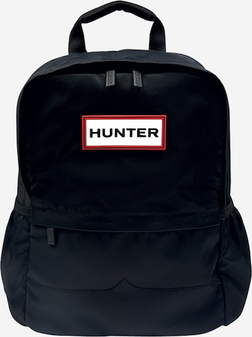 HUNTER Plecak 'ORIGINAL' w kolorze czarny